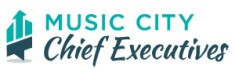 Music CIty Chief Executives Logo